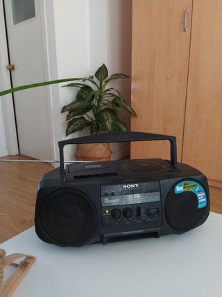 SONY RADIO CASSETTE-CORDER