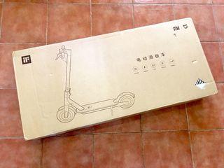 Caja original de patin M365 Xiaomi (España)