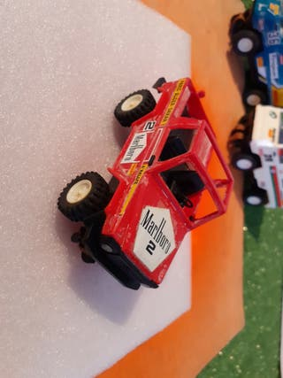 scalextric sts 4x4.