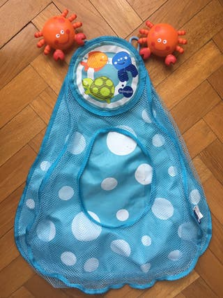 Imaginarium bolsa para juguetes de baño