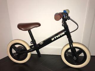Bicicleta sin pedales 10'' Decatlon