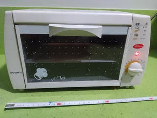 Mini horno eléctrico