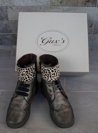 #Botas piel #Gux's #Talla37