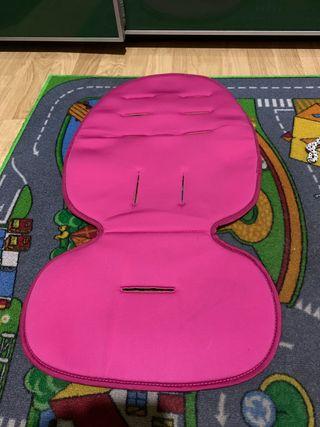 Protector silla carrito