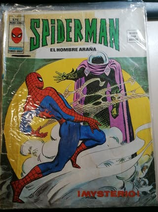 comic Spider-man vertice v3 número 7