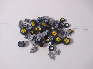 LEGO ruedas
