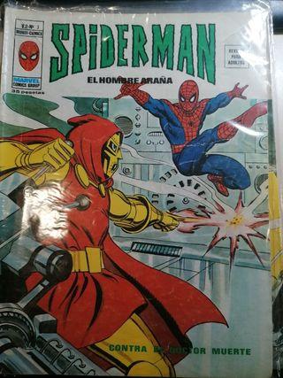 comic Spider-man vertice v3 número 3