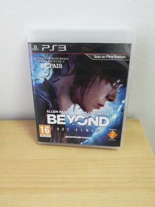 Beyond: dos almas para ps3