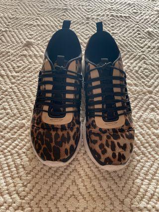 Bambas leopardo