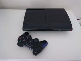 PS3 SUPER SLIM CON JUEGOS