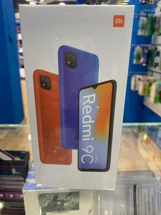 Xiaomi Redmi 9C NFC (PRECINTADO)