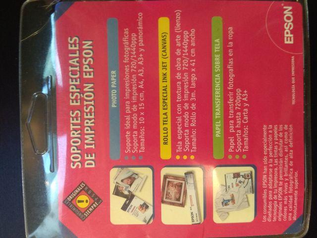 Cartucho original Epson Stylus Color sin abrir