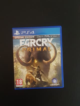 FarCry Primmal PS4