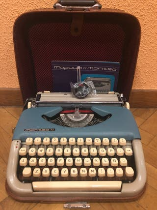 Máquina de escribir Maritsa 11