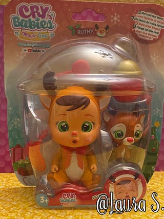 Bebes Llorones Ruthy & mascota. Cry Babies