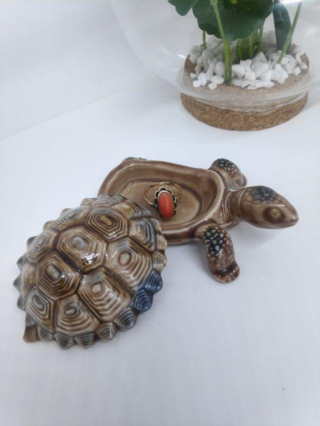 Tortuga porcelana inglesa Wade