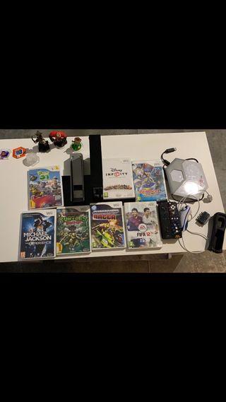 Nintendo Wii. Juegos y complementos