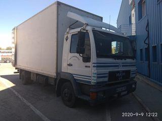 Se vende camión Man