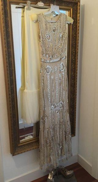Vestido de novia o de fiesta