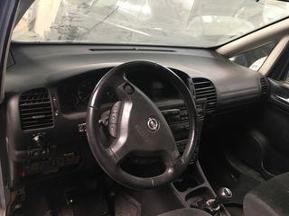 Airbags Opel Zafira