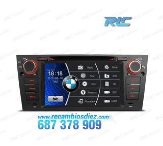 "RADIO GPS 7"" BMW E90/91/92/93 USB GPS TACTIL HD"