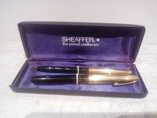 Pluma estilográfica y bolígrafo SHEAFFER