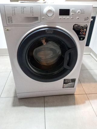 Lavadora muy bien estado..8 kg. vendo urgente.