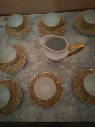juego de cafe mui bonito