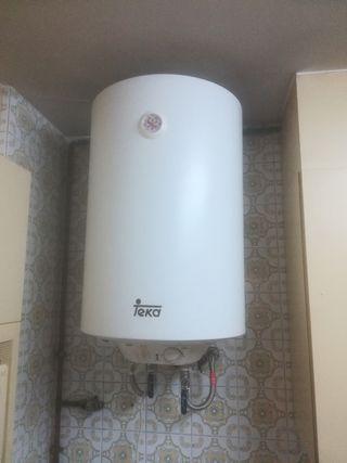 calentador depósito de agua teka 80 litros