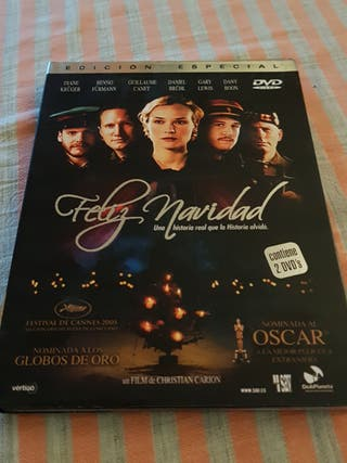 DVD FELIZ NAVIDAD