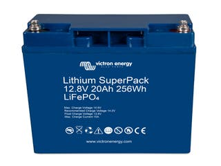 Batería Victron Lithium SuperPack