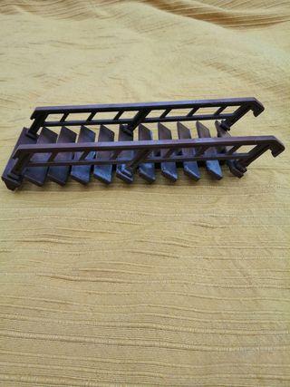 Escalera de Playmobil