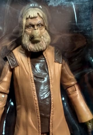 Dr. Zaius. Vol. 1. Planeta de los Simios. (Neca).