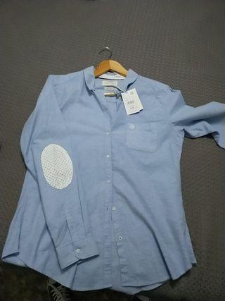 camisa Springfield mujer