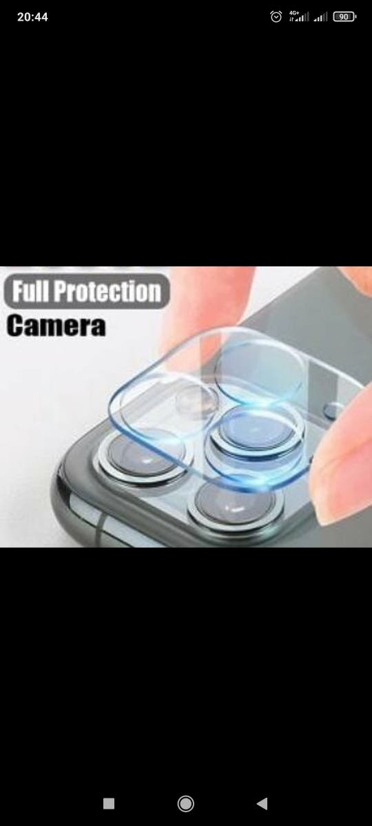 Lens for iPhone 12 Pro