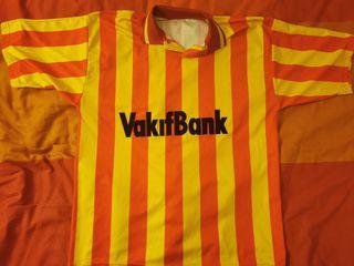Camiseta Fútbol Vintage Galatasaray