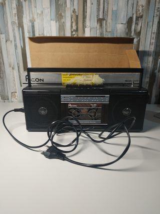 Radio cassette a estrenar
