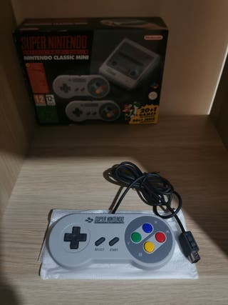 Mando original super Nintendo classic mini