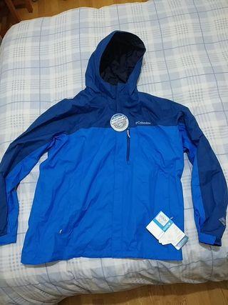 chaqueta impermeable-transpirable Columbia