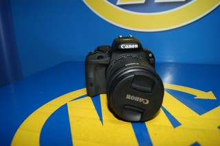 Camara digital Canon EOS 100D -18-55 -sin caja