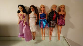 Lote de muñecas Steffi Love e YML
