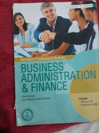 Ingles Bussines Administration fisico y pdf