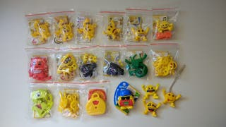 Pack colección 15 Emoji Kinder