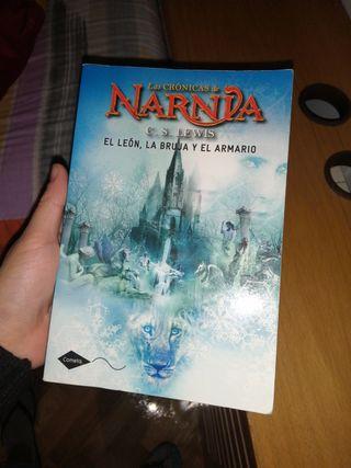 """Libro """"Las Crónicas de Narnia, el león, bruja y ar"""