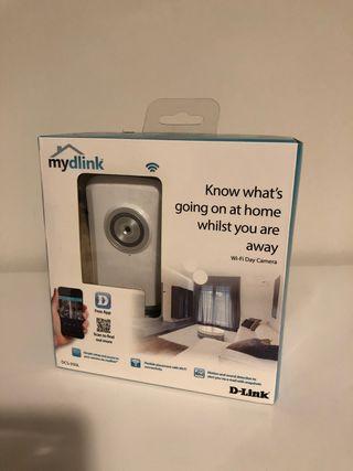 Cámara wifi D-Link DCS930L nueva a estrenar