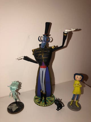 Figuras los mundos de Coraline NECA