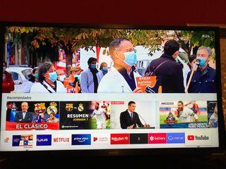 TV SAMSUNG 32 SMART TV Y WIFI