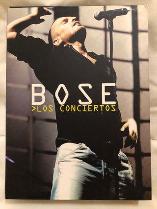 Miguel Bosé Los Conciertos