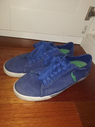 zapatos Polo Ralph Lauren