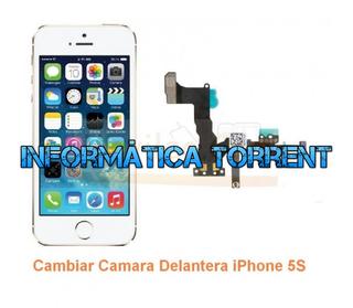 Cambiar Camara Delantera IPhone 5S